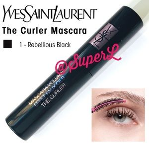 2/$15 Yves Saint Laurent The Curler Mascara Volume